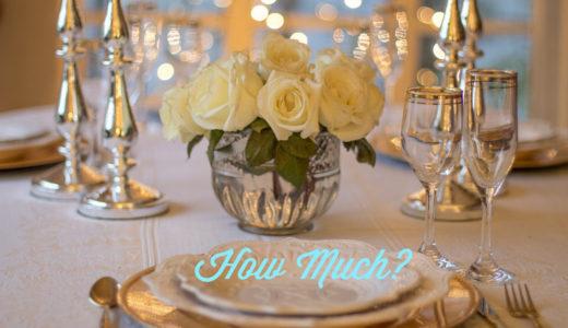 【結婚式を挙げたレズビアンカップルが語る③】費用編!金銭感覚の麻痺にご注意